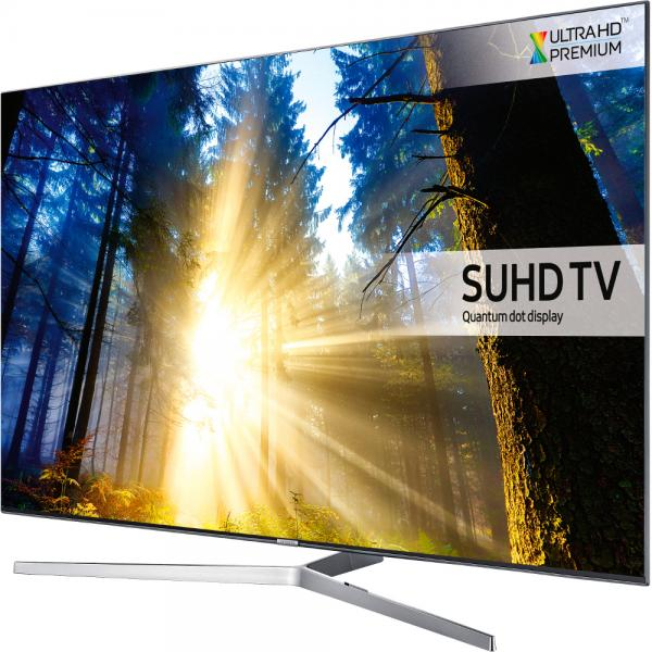 55 Samsung UE55KS8000 4K SUHD Freeview Freesat HD Smart LED HDR TV