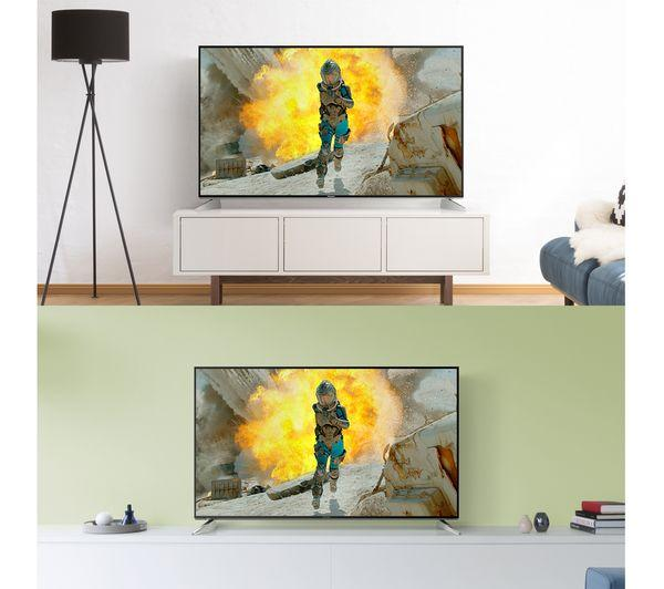 65 Panasonic TX-65EX600B 4K HDR Ultra HD Freeview HD Smart LED TV