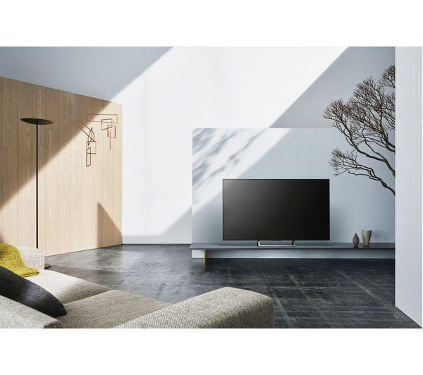"""43"""" Sony KD43XE8396 4K Ultra HD HDR Freeview HD Smart Android LED TV"""