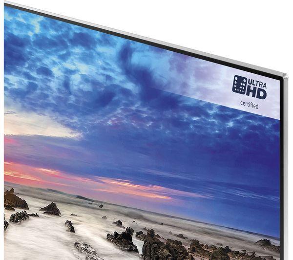 65 Samsung UE65MU8000 4K SUHD Freeview Freesat HD Smart LED HDR TV