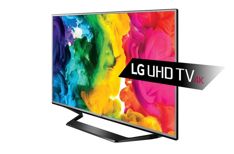 60 LG 60UH625V 4k Ultra HD HDR Smart LED TV