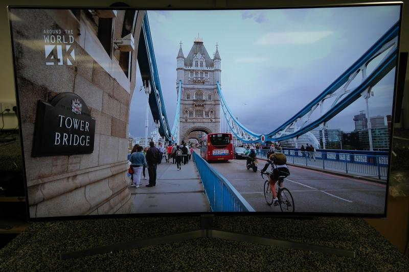 49 Samsung UE49MU9000 Curved Certified 4K Freeview HD Smart LED HDR TV