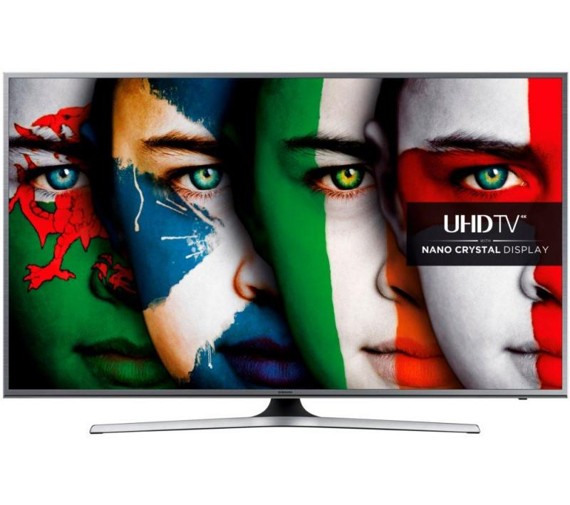 55 Samsung UE55JU6800 Ultra HD 4K Nano Crystal Smart LED TV