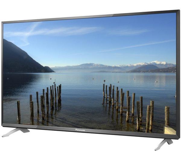55 Panasonic TX-55CX700B Ultra HD 4K Freeview HD Smart 3D LED TV