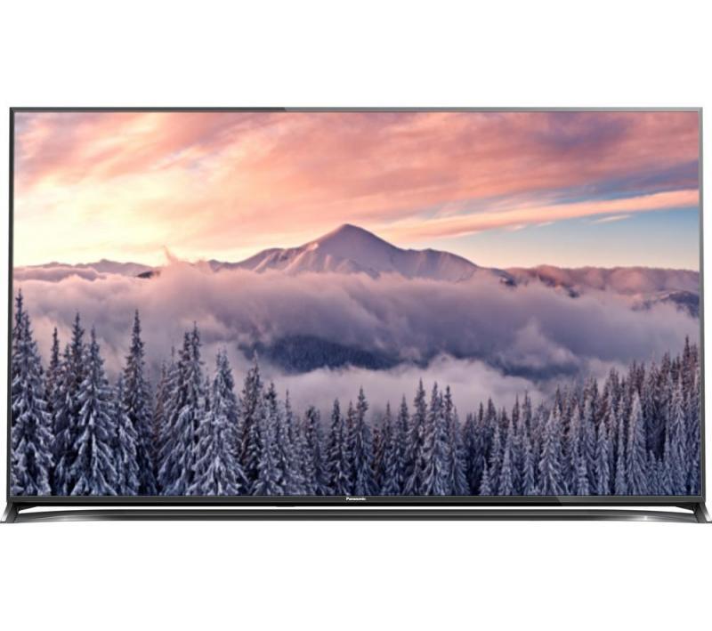 55 Panasonic TX55CX802B Ultra HD 4K Freeview HD Smart 3D LED TV