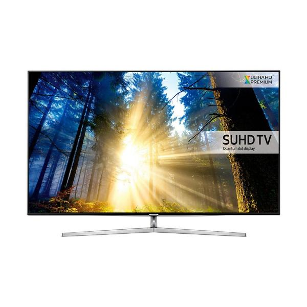 49 Samsung UE49KS8000 4K SUHD Freeview Freesat HD Smart LED HDR TV