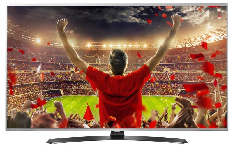 "55"" LG 55UH668V 4k Ultra HD Freeview HD HDR Smart LED TV"