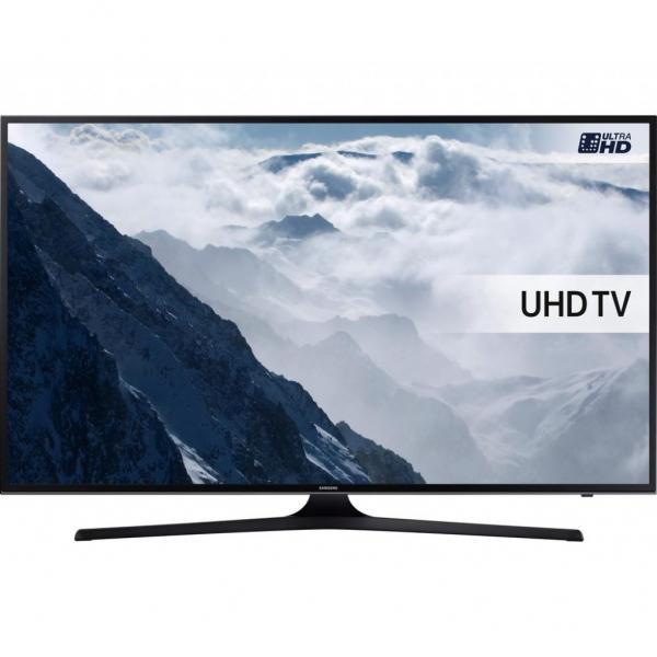 43 Samsung UE43KU6000 4k Ultra HD Freeview HD Smart LED HDR TV