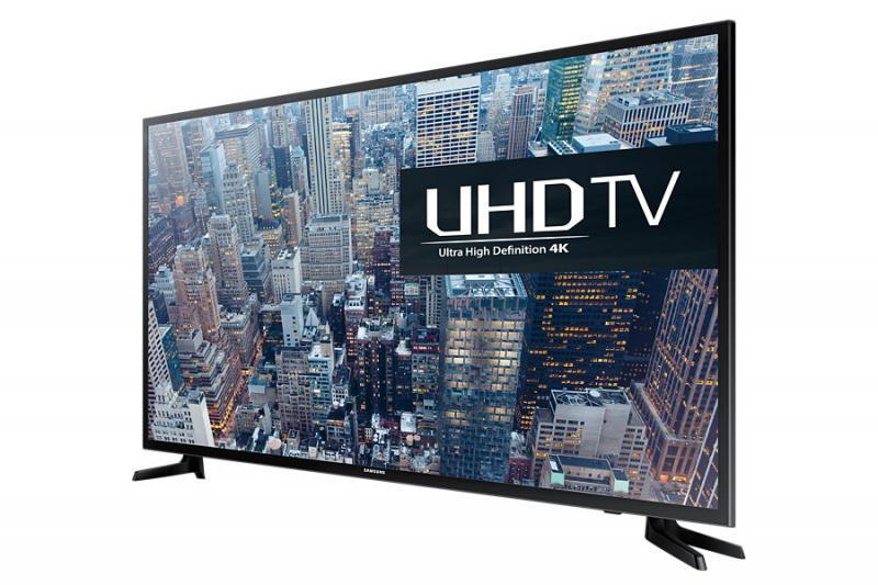 60 Samsung UE60JU6000 4k Ultra HD Freeview HD Smart LED TV