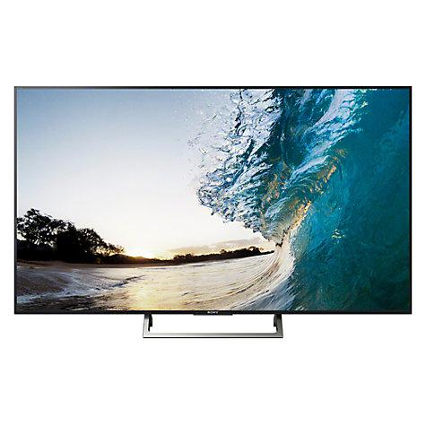 "65"" Sony KD65XE8596BU 4K Ultra HD HDR Freeview HD Smart Android LED TV"