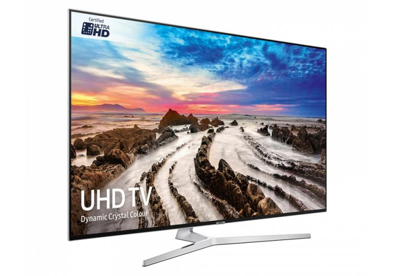49 Samsung UE49MU8000 4K Ultra HD HDR Smart LED TV