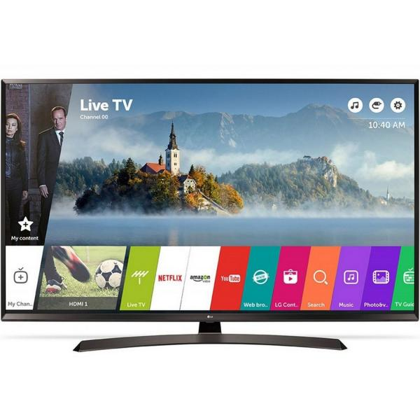 49 LG 49UJ634V 4K Ultra HD Freeview HD Smart HDR LED TV