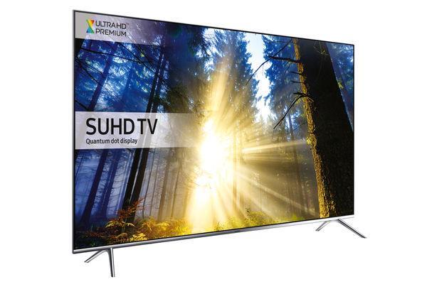 """49"""" Samsung UE49KS7000 4K SUHD HDR Quantum Dot Smart LED TV"""