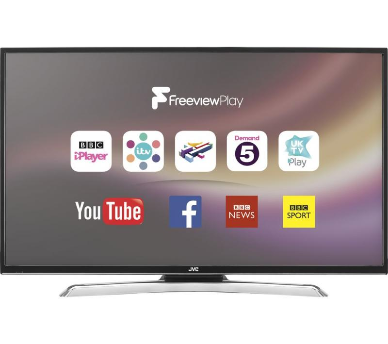 39 JVC LT39C770 Full HD 1080p Digital Freeview Smart LED TV