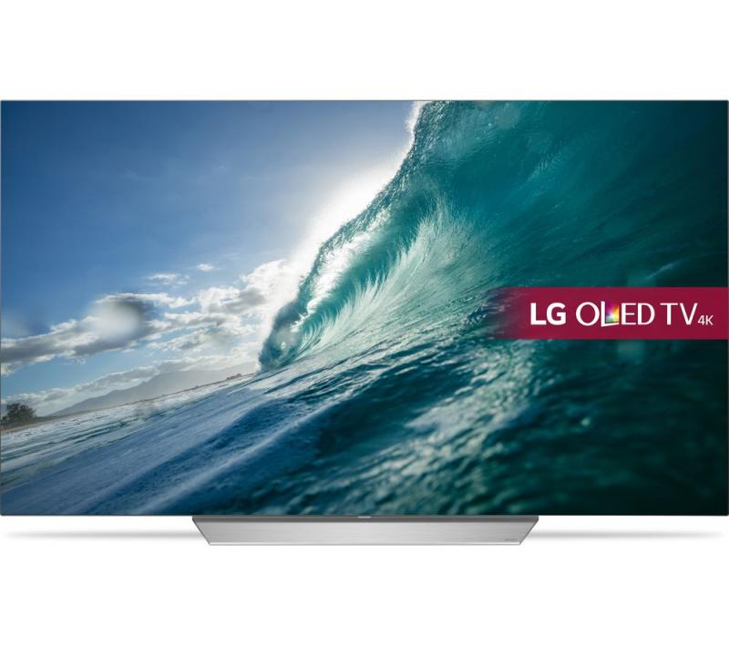 """55"""" LG OLED55C7V 4K Ultra HD HDR Smart OLED TV"""
