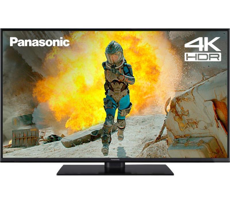 "55"" Panasonic TX-55FX555B 4K Ultra HD HDR Smart LED TV"