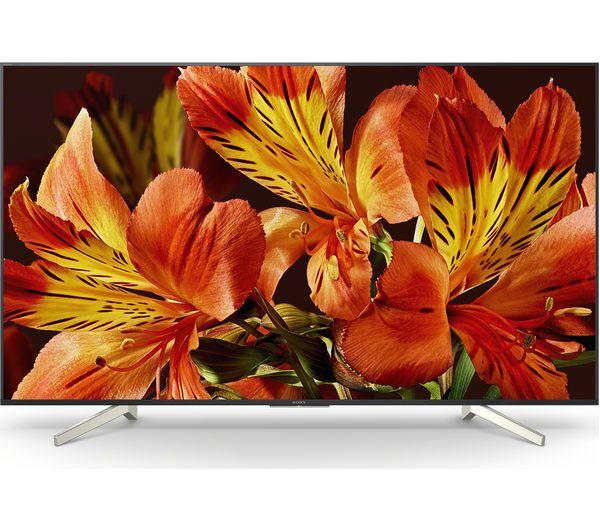 "55"" Sony KD55XF8796 4K Ultra HD Android Smart HDR LED TV"