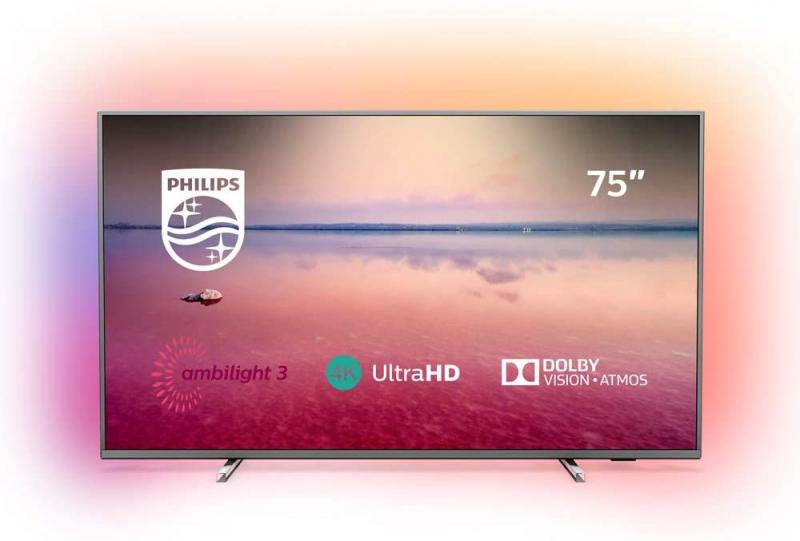 "55"" Philips 55PUS6754 Ambilight 4K HDR Smart LED TV"