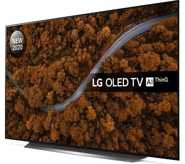 """65"""" LG OLED65CX6LA 4K HDR Smart OLED TV"""