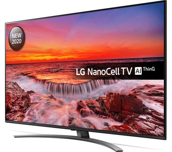 """65"""" LG 65NANO816NA 4K HDR Nano Cell Smart LED TV"""