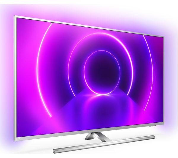 """43"""" Philips 43PUS8555/12 Ambilight 4K HDR Android Smart LED TV"""
