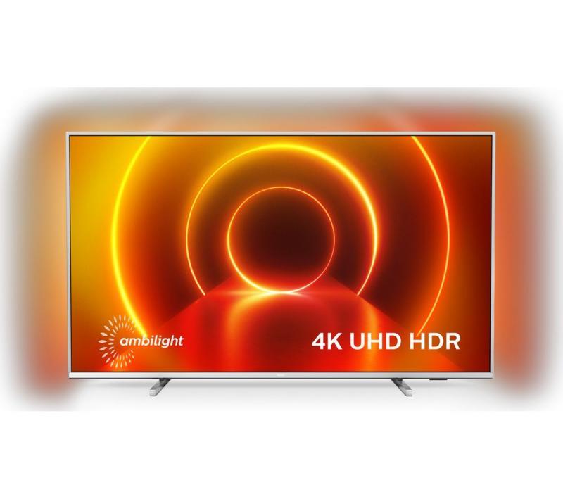 "58"" Philips 58PUS7855 Ambilight 4K HDR Smart LED TV"